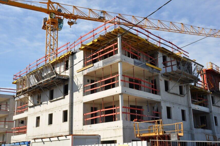 B timent solutions industrielles collet sas for Batiment en construction